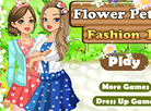 Flower Petals Fashion
