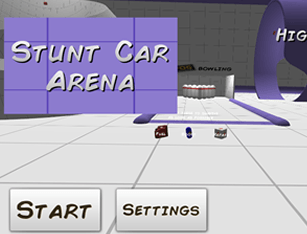 Stunt Car Arena
