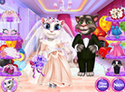 Angela and Tom Dream Wedding!