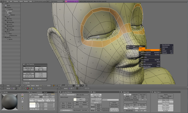 Blender 3d para mac download for 3d drawing online no download