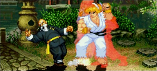Street Fighter vs. Fatal Fury