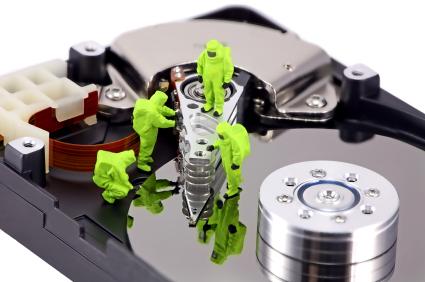 HDs de notebooks e discos com problemas de firmware são mais comuns.