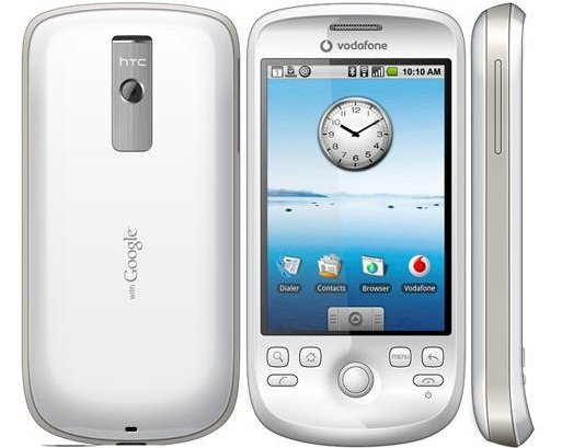 HTC Magic, o primeiro smartphone Android no Brasil