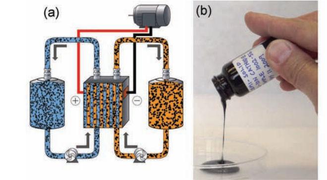 El diagrama del sistema y la muestra del compuesto