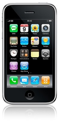 Smartphone iPhone 3GS