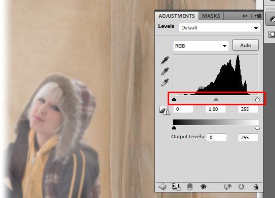 Utilize os níveis para ter um controle maior sobre o brilho e contraste  (Fonte da imagem  Baixaki) 65bc32eb2a