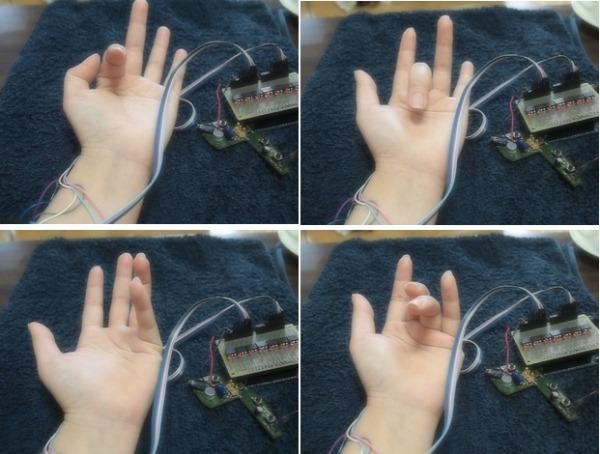 39464ddef0f Dispositivo hackeia corpo e toma controle do braço do usuário - Luis Nt