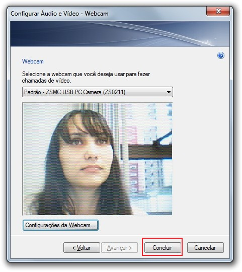 Efeitos TV na Webcam do MSN
