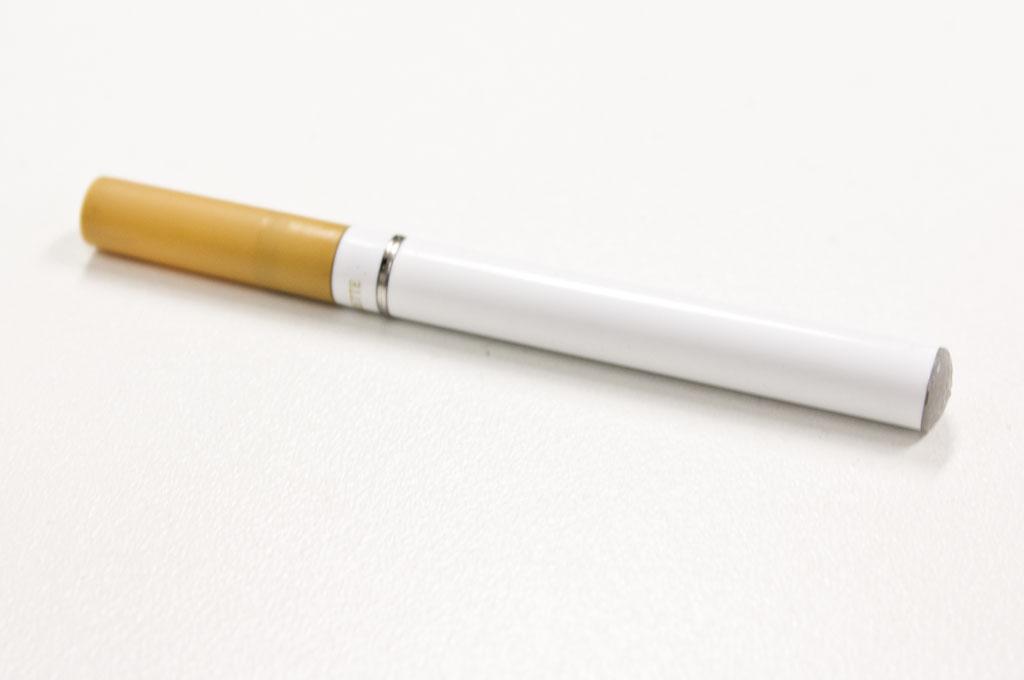 Depois deixou de fumar branco
