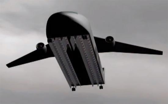 Boeing planeja avião baseado em foguetes que decola verticalmente