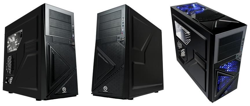 Gabinetes de PC projetados para dissipar o calor