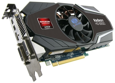 Placa de vídeo Radeon