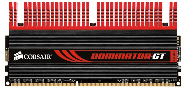 Memória RAM Corsair com dissipador de calor