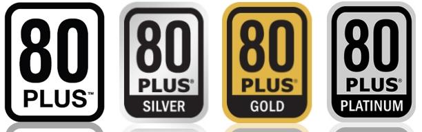 Certificação 80PLUS
