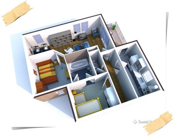 10 programas para projetar a casa dos seus sonhos tecmundo for Sweet home 3d modele maison