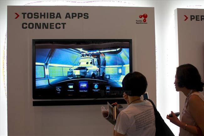 how to connect ipad to toshiba smart tv