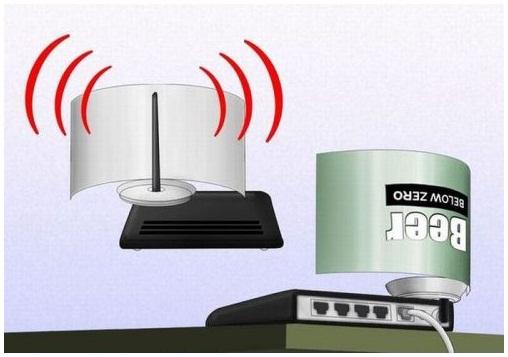 Melhore o sinal do seu Wi-Fi com latas de refrigerante