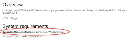 Contagem regressiva para o fim do Windows XP ! 54316