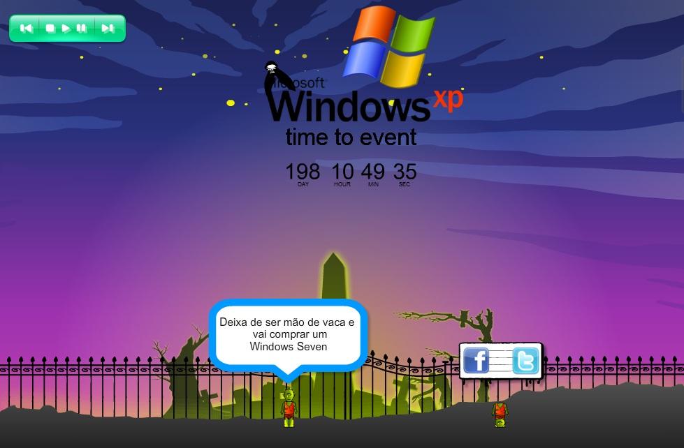 Contagem regressiva para o fim do Windows XP ! 54318