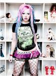 Calendário traz garotas nerds em poses sensuais