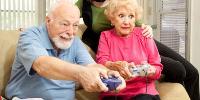 Várias formas de saber que você está velho para jogar video game