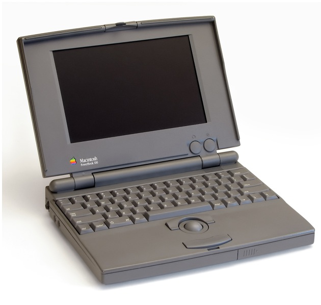 O PowerBook.
