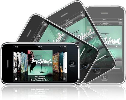 Acelerômetro do iPhone (imagem de divulgação)