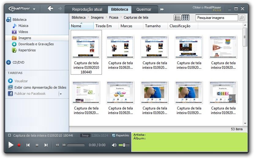 Setup RealPlayer
