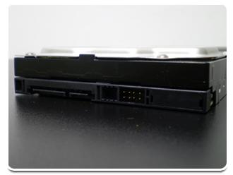 Detalhes de um HD SATA