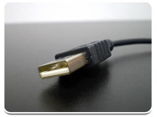 Cabo USB.