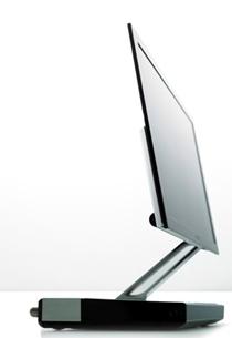 Este é o modelo XEL-1, da Sony.