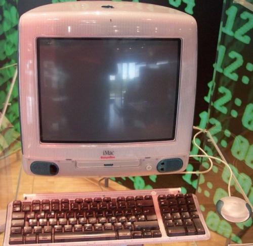 Modelo de iMac