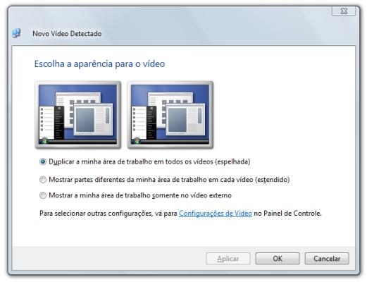 O Windows Vista faz automaticamente.