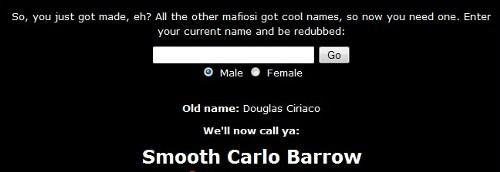 Nome de mafioso (clique para acessar)