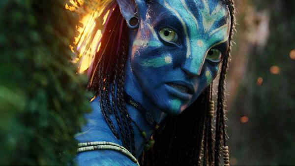 Visual de um dos personagens de Avatar. Foto: Divulgação/20th Century Fox.
