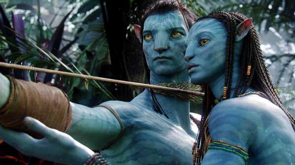 Cena do filme Avatar. Foto: Divulgação / 20th Century Fox.