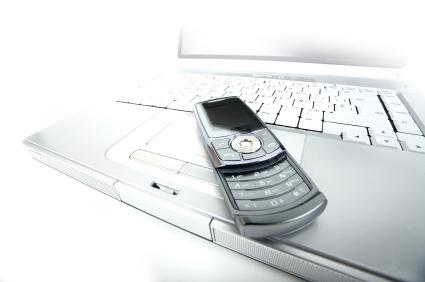 Integração celular e internet