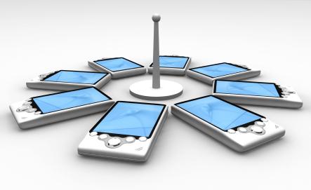 Super sinal para celulares