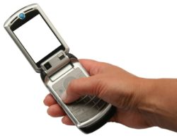 Os celulares e suas baterias