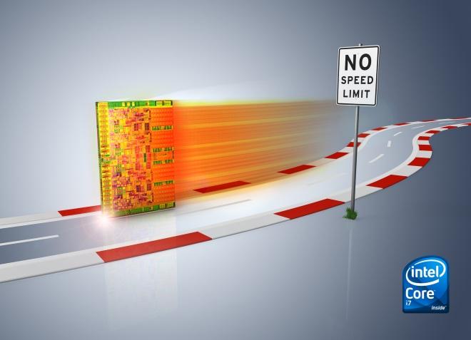 Intel Core i7 - Sin límites de velocidad