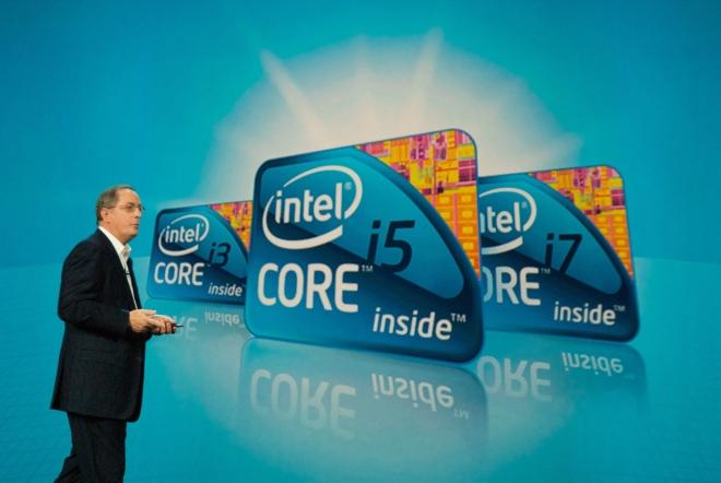 Apresentando os novos processadores da Intel