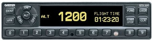 Transponder digital da empresa Garmin