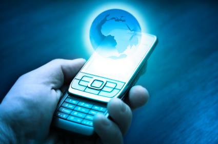 O mundo em seu celular