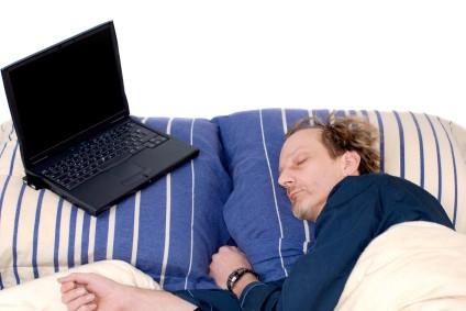 Nem dormindo deixa o  PC