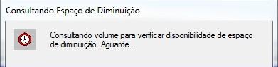 Criando uma partição no Windows 7 12998