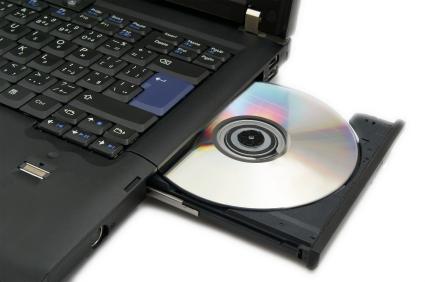 Faça o reboot com o disco ainda no drive