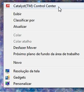 Acessar o Centro de controle Catalyst