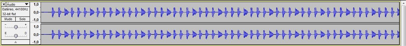 Espectrograma de exemplo