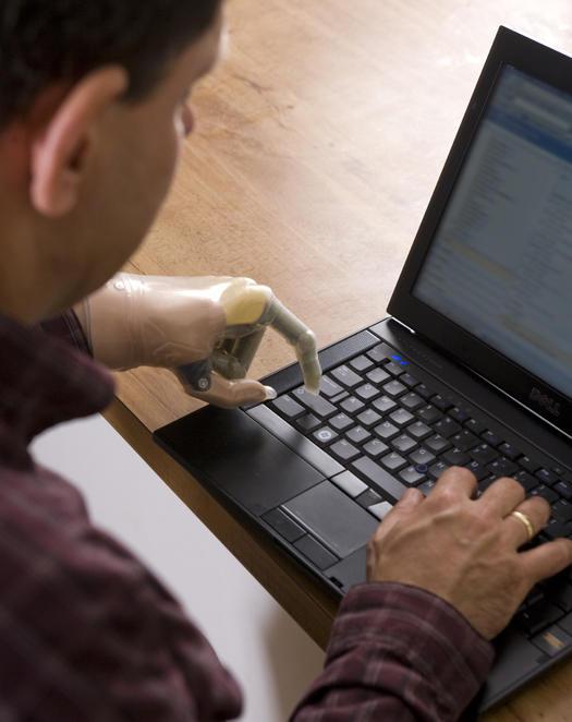 A tecnologia auxiliando a melhora de vida das pessoas