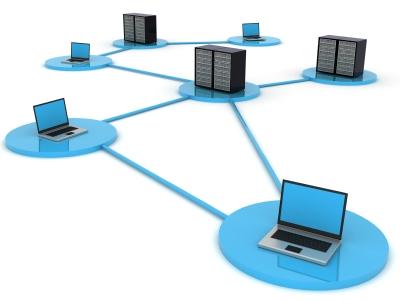 A comunicação entre computadores ocorre através do IP